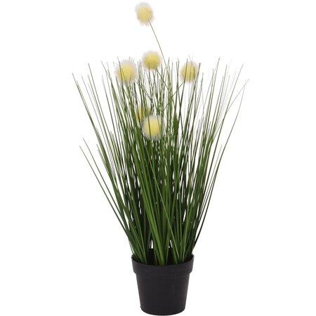 Umelá kvitnúca tráva Eleonore, 46 cm