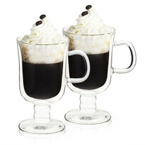 4Home Thermo pohár Irish coffee Hot&Cool 260 ml, 2 db