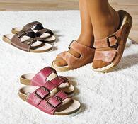 Dámské zdravotní pantofle Santé, lososová, 40