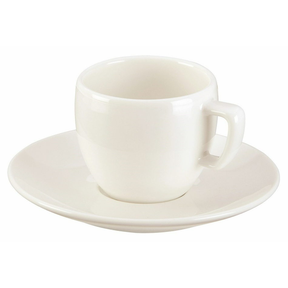 Tescoma Crema Šálka na espresso s tanierikom 80 ml,
