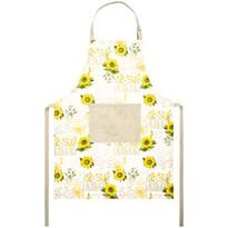 Șorț bucătărie Floarea soarelui, 60 x 80 cm