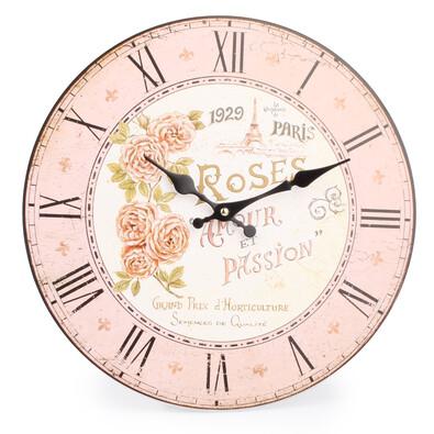 Nástěnné hodiny Rosie
