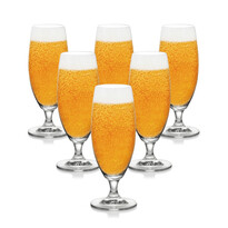 Tescoma Sada sklenic na pivo CREMA 300 ml, 6 ks