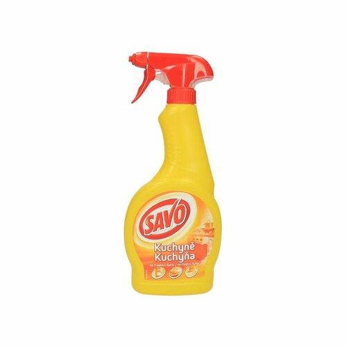 Savo čistiaci prostriedok do kuchyne 500 ml