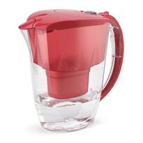Aquaphor Filtrační konvice Jasper 2,8 l, červená