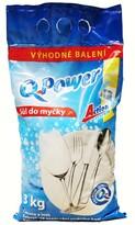 Q Power Regeneračná soľ do umývačky 3 kg