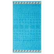 Uterák Mozaik tyrkys, 50 x 90 cm