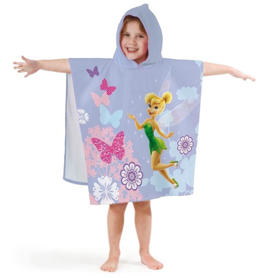 CTI Dětské pončo Fairies Rossignol, 60 x 120 cm