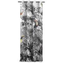 AmeliaHome Oxford Tucan függöny, 140 x 250 cm