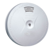 Dymový alarm Solight, 85dB, biely, biela
