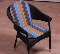 Sedáky na židle Liliana, hnědá