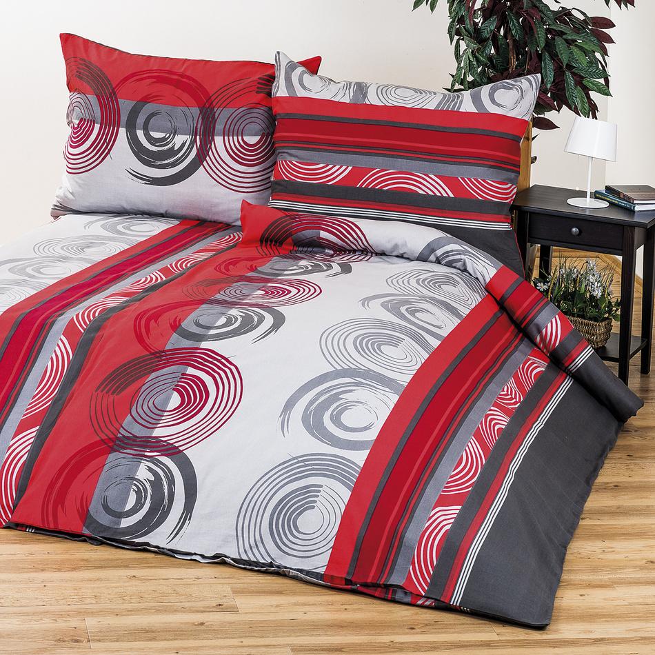 4Home Bavlnené obliečky Twister, 220 x 200 cm, 2 ks 70 x 90 cm
