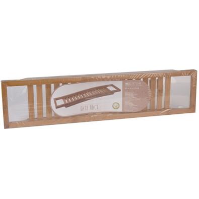 Półka łazienkowa do odkładania Bamboo
