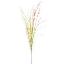 Umělé luční květy levandule 56 cm, růžová