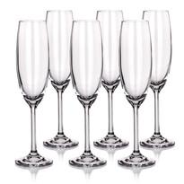 Banquet 6-dielná sada pohárov na šampaňské, 220 ml