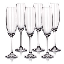 Kieliszki do szampana BANQUET. flet 220 ml 02B4G001220