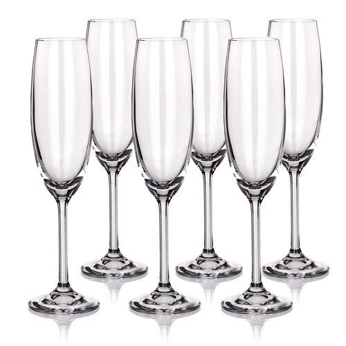 Set de pahare şampanie BANQUET 220 ml 02B4G001220