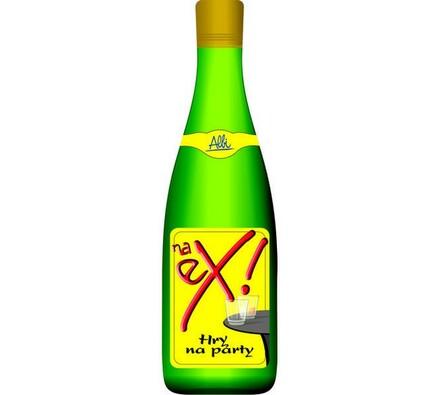 Hra Na Ex - Sada her v láhvi