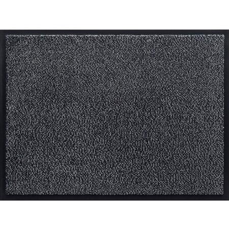 Vnitřní rohožka Mars šedá 549/007, 80 x 120 cm