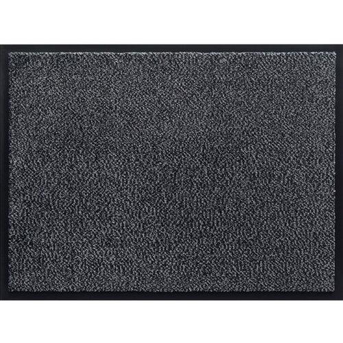 Vnútorná rohožka Mars sivá 549/007, 40 x 60 cm