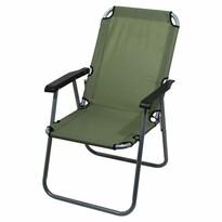 Cattara Kempingová skladacia stolička Lyon, zelená