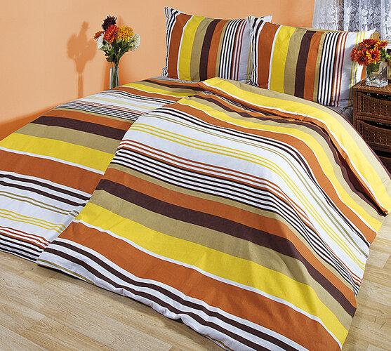 Bavlnené obliečky Verona, 140 x 220 cm, 70 x 90 cm