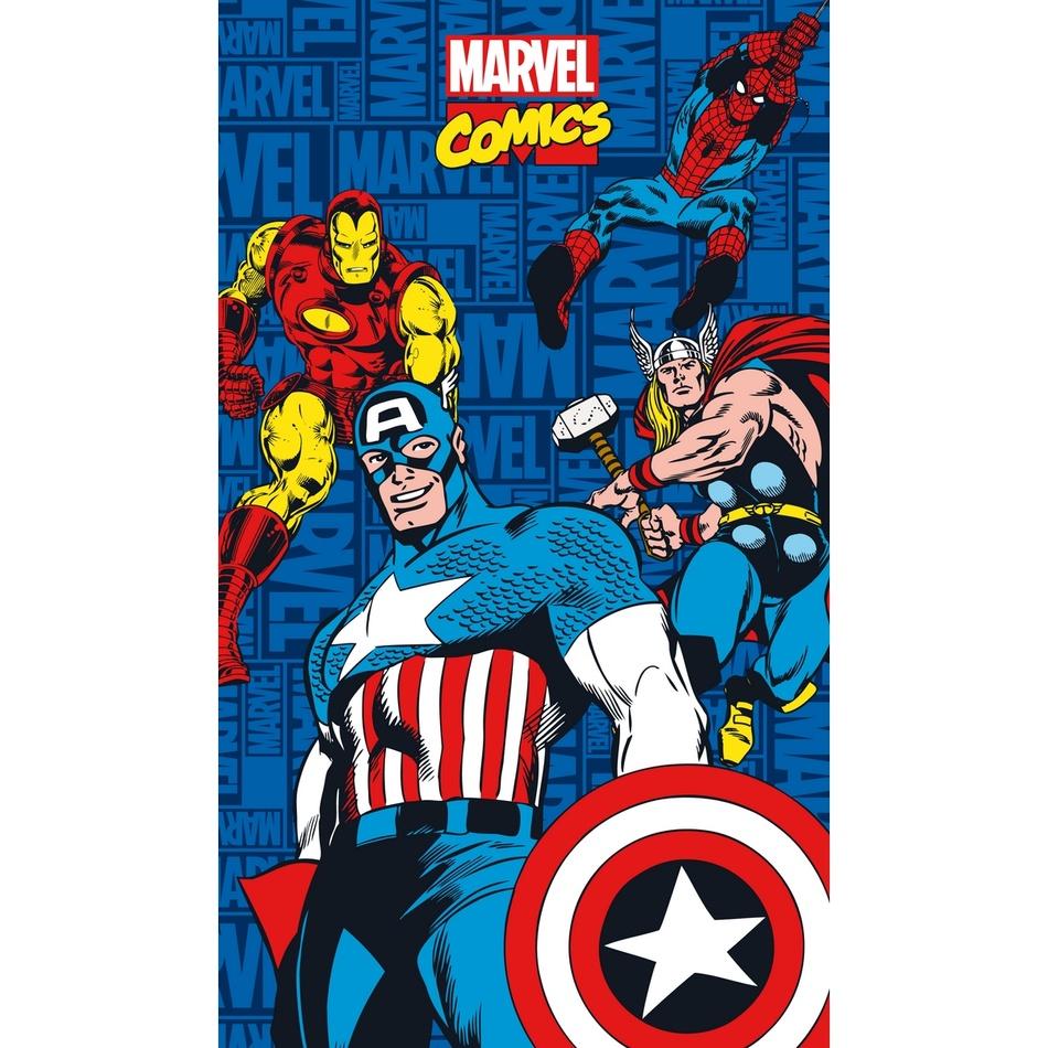 CTI osuška Avengers Comics, 70 x 120 cm