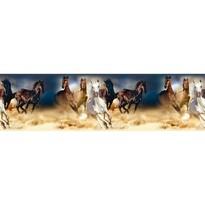 Pas dekoracyjny Horses, 500 x 14 cm