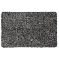 Covoraș Clean Mat, alb-negru, 45 x 70 cm