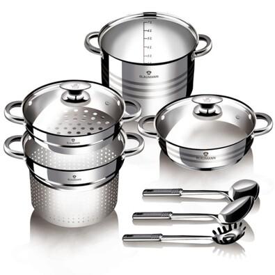 Blaumann 8dílná sada nádobí Gourmet Line
