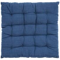 Pernă scaun Tedy albastru închis, 40 x 40 cm