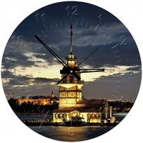 Art Puzzle hodiny Maiden's Tower, Turecko, 570 dílků