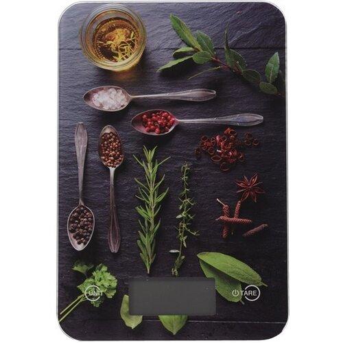 Digitální kuchyňská váha Spices, 5 kg, rosemary