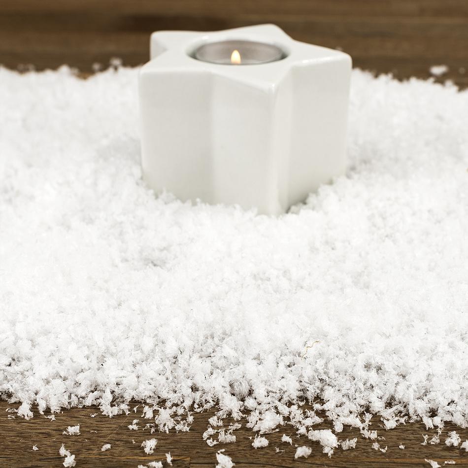 Umělý sníh v sáčku, 250 g