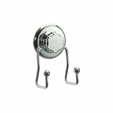 Compactor Dvojitý háčik do kúpeľne Bestlock systém