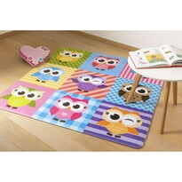 Detský koberec Ultra Soft Sovy, 90 x 130 cm