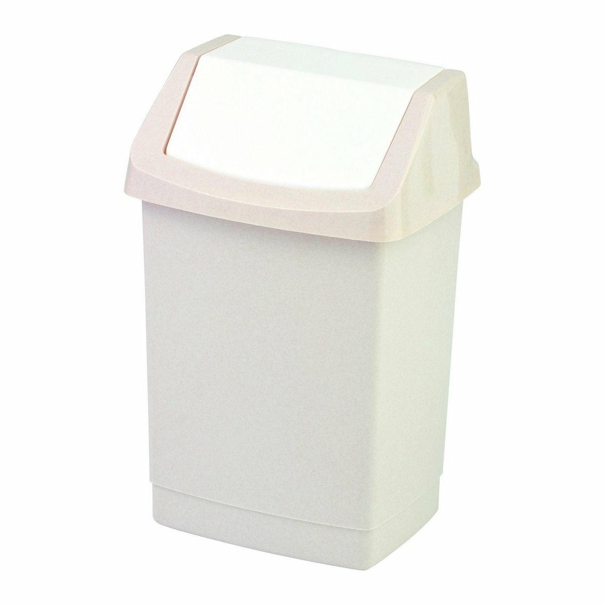 Curver Odpadkový kôš CLICK-IT 25 l, béžová