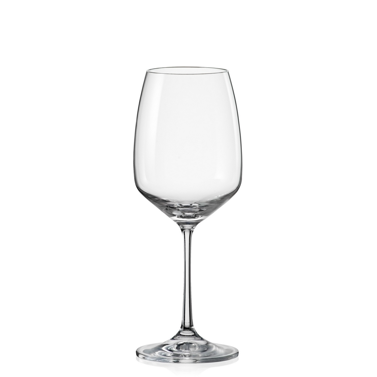 Crystalex 6dílná sada sklenic na víno GISELLE, 455 ml