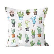 Domarex Kaktuszok Szahara párna, 40 x 40 cm