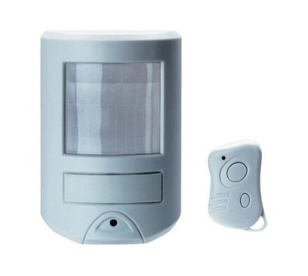 Bezdrôtový PIR alarm Cordes CC 400