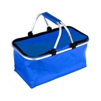 Nákupní košík Kemping modrá