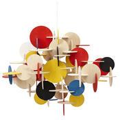 Lustr Bau Lamp S 44 cm, barevný