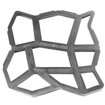 Forma beton járda készítéséhez Járda mester, 43 x 42,5 x 4 cm