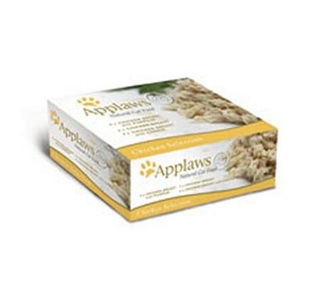 Applaws konzerva pro kočky Multipack Chicken Selec