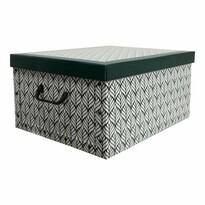 Compactor Pudełko do przechowywania składane Missy, 50 x 40 x 25 cm