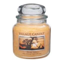 Village Candle Vonná svíčka Africké Safari  - African Safari, 397 g