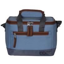 Chladiaca taška Oxford 5 l, modrá, 21,5 x 16,5 x 13 cm