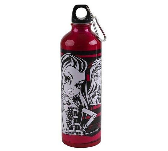 Hliníková fľaša 750 ml, Monster High