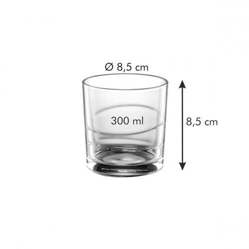 Tescoma Pohár na whisky myDRINK 300 ml, 6 ks