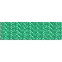 Traversă masă Zora verde, 40 x 140 cm